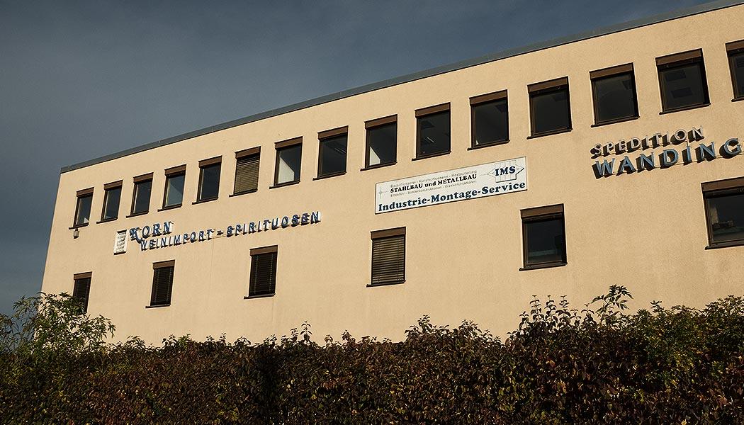 IMS Walther Firmengebäude